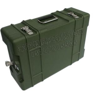 军固特加工作业箱工具箱滚塑箱参谋箱手提箱